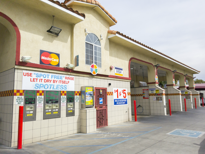 Zeavy car wash burbanks best self serve carwash well lit safe and clean facility solutioingenieria Image collections